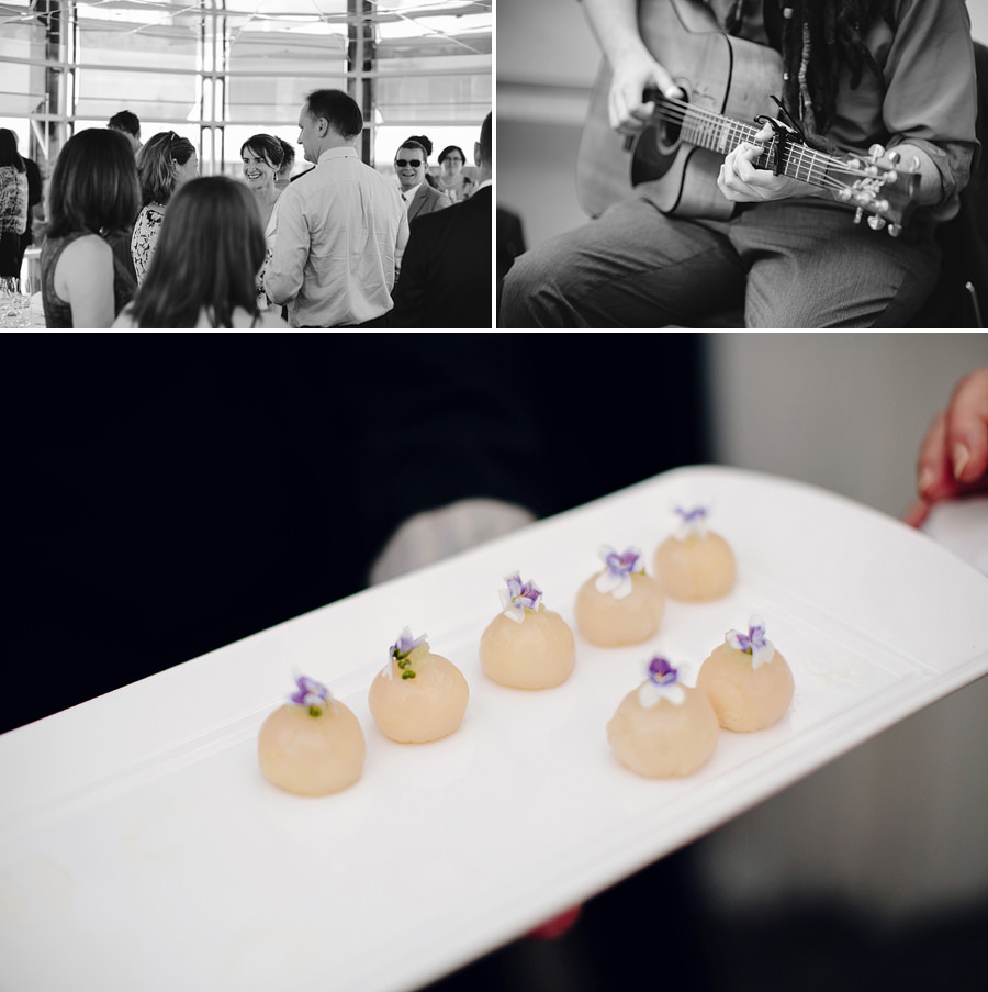 Sydney Wedding Photographer: Canapes