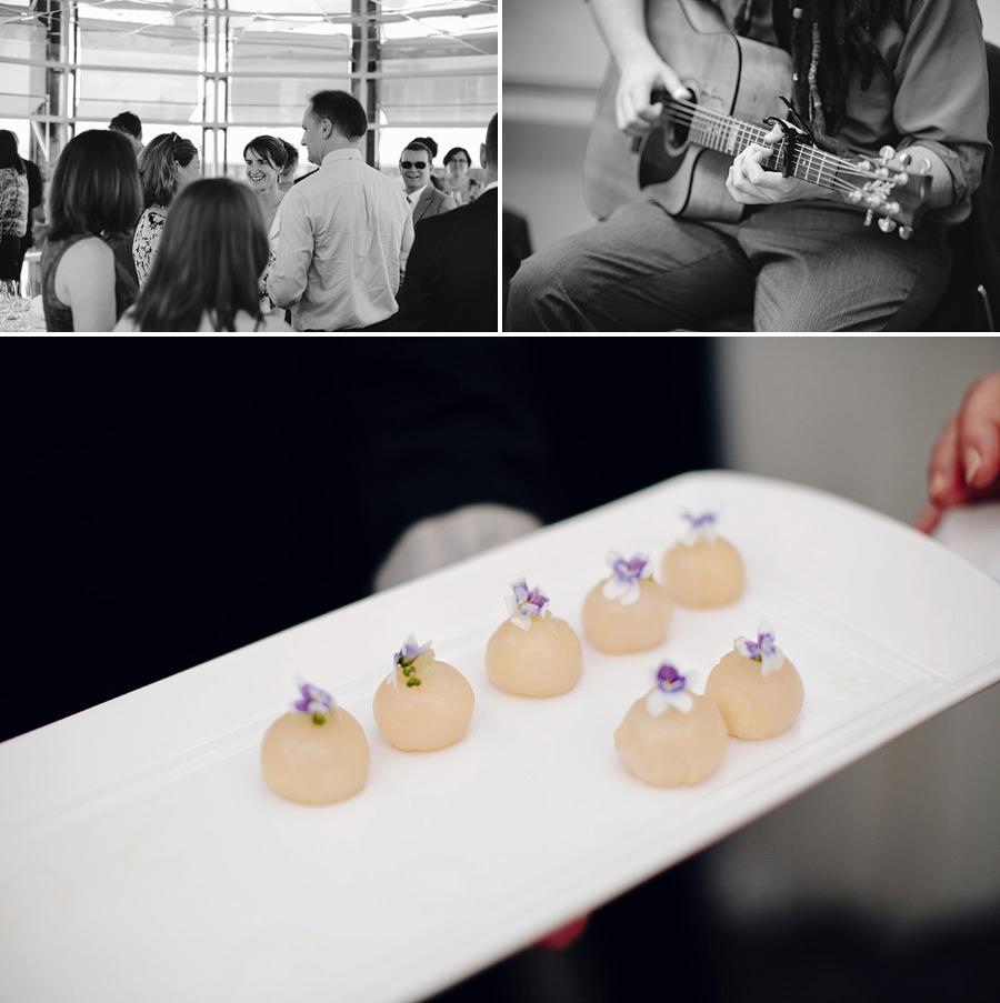 Sydney Wedding Photographer: Canapes