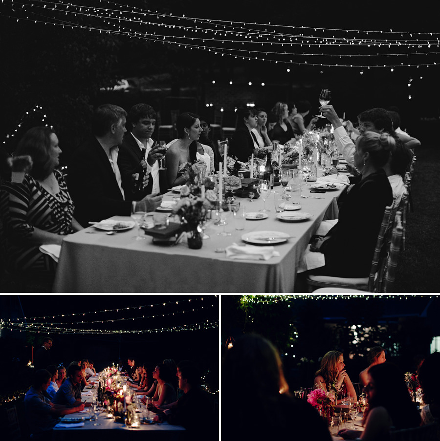 Sydney 21st Photography: Candlelit dinner