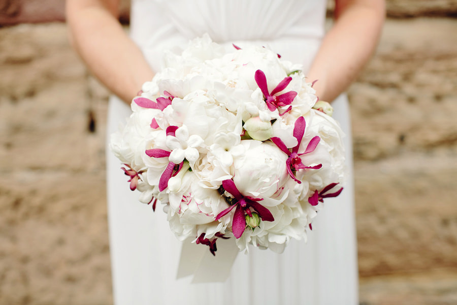 Sydney Wedding Photographer: Bride's bouquet