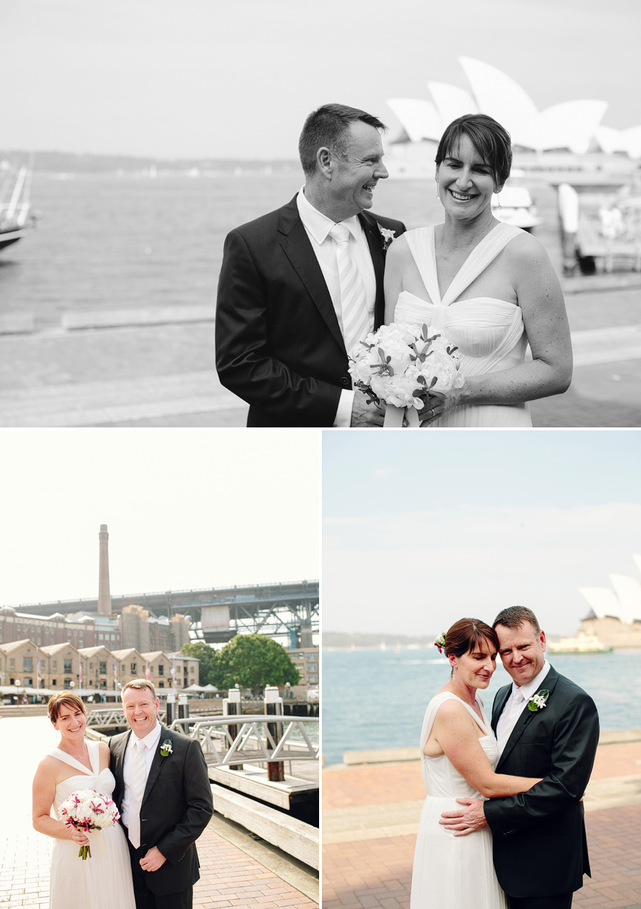 Sydney Wedding Photographer: Harbour wedding