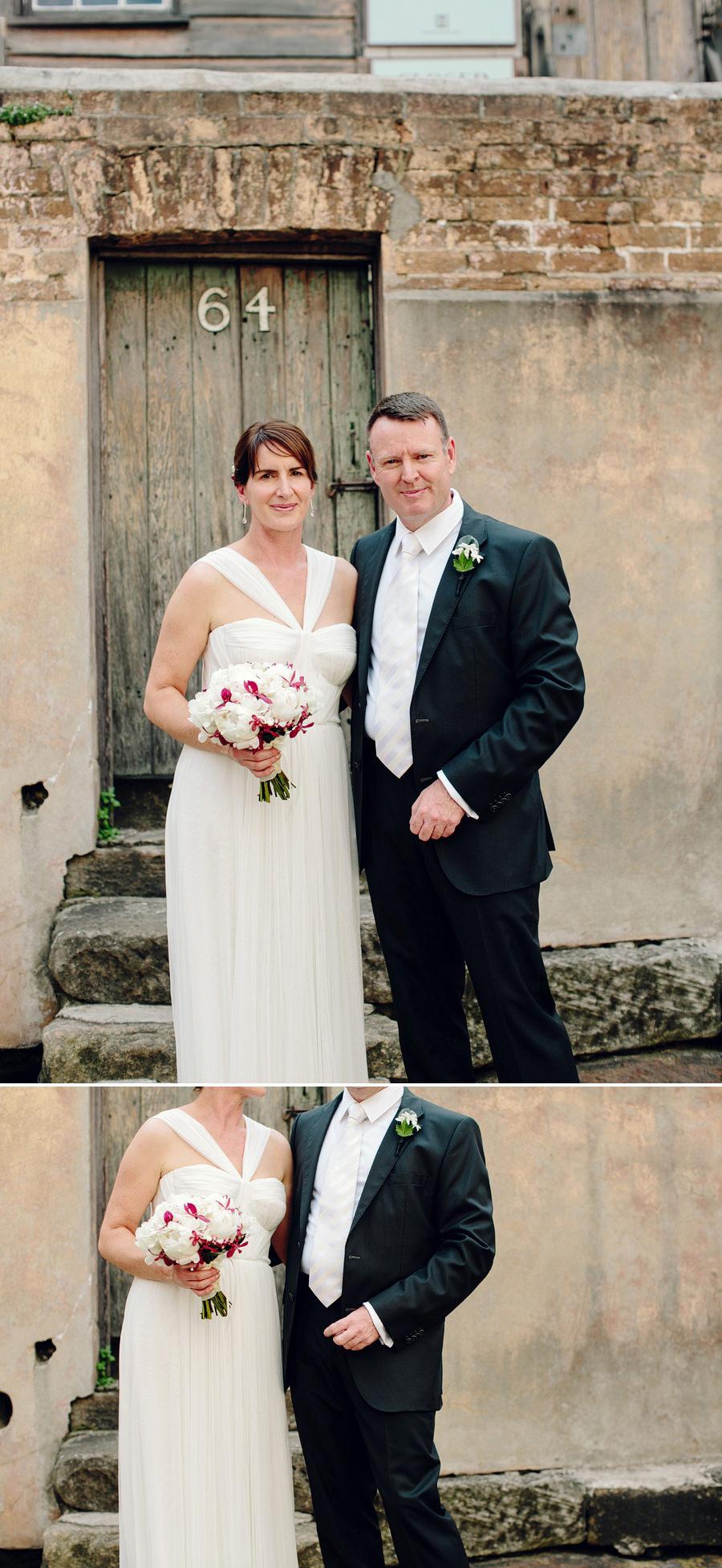 The Rocks Wedding Photography: Julie & John
