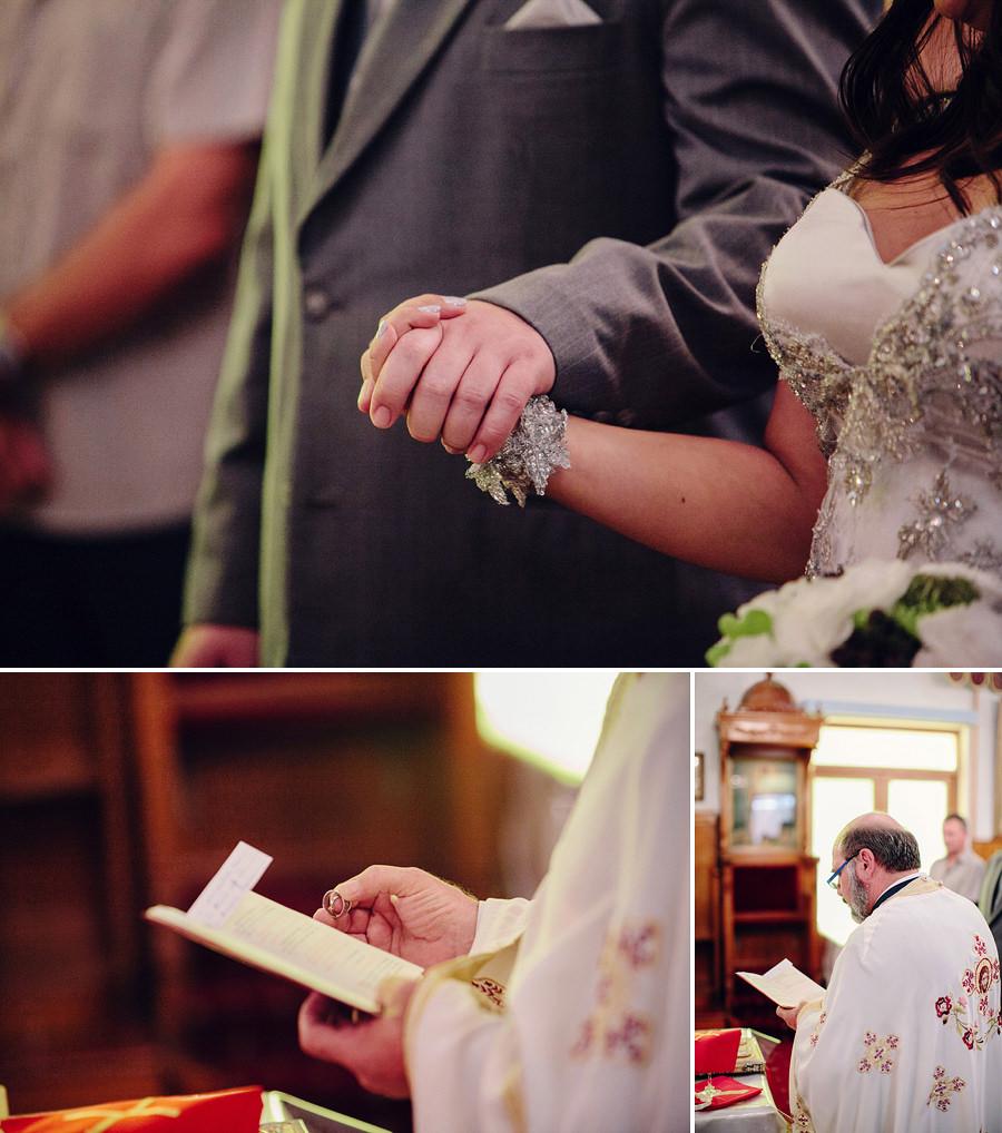 Greek Orthodox Wedding Photography: Rings