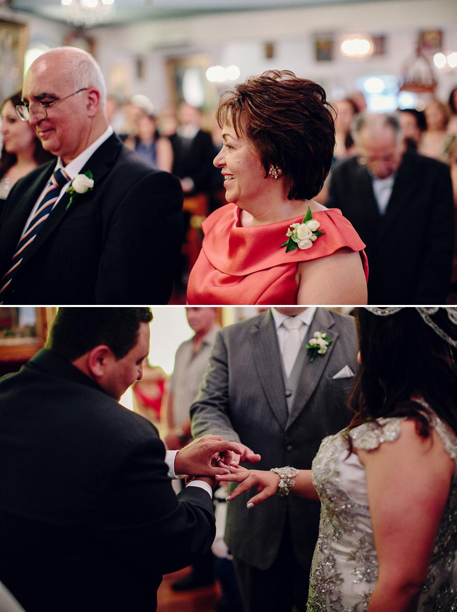 Surry Hills Wedding Photographer: Greek Orthodox ceremony