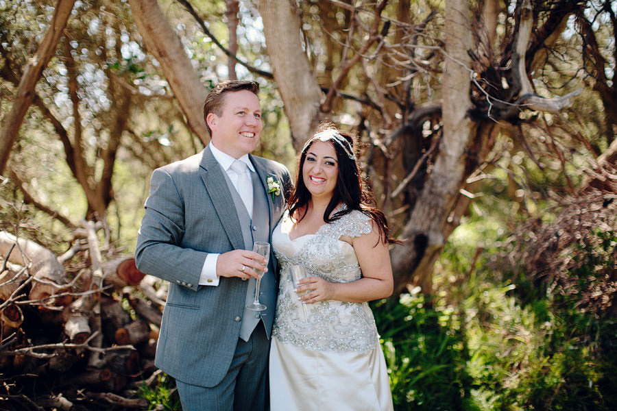 Sydney Wedding Photography: Bride & Groom portraits