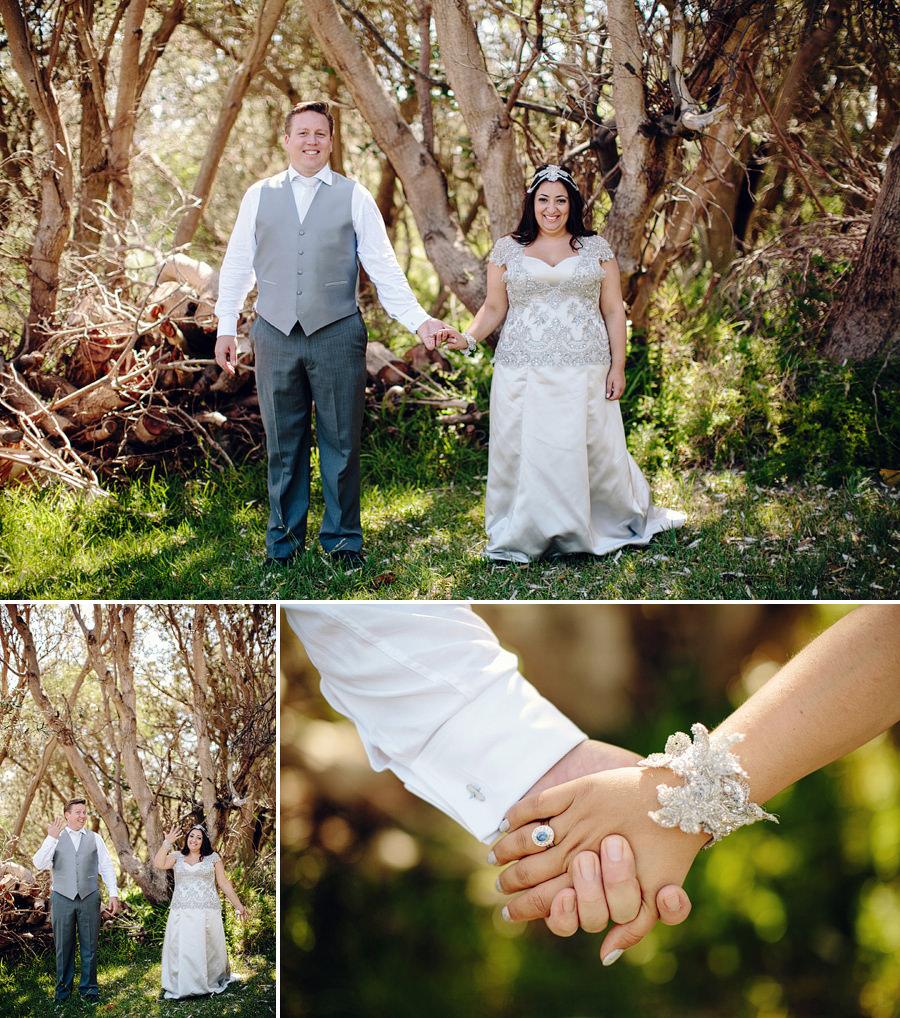 Gap Bluff Wedding Photographers: Themi & Daniel