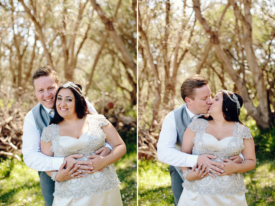 Watsons Bay Wedding Photographers: Bride & Groom