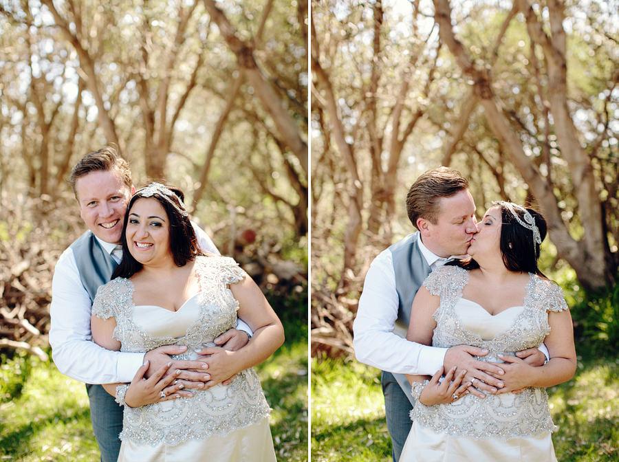 Watsons Bay Wedding Photographers: Bride & Groom