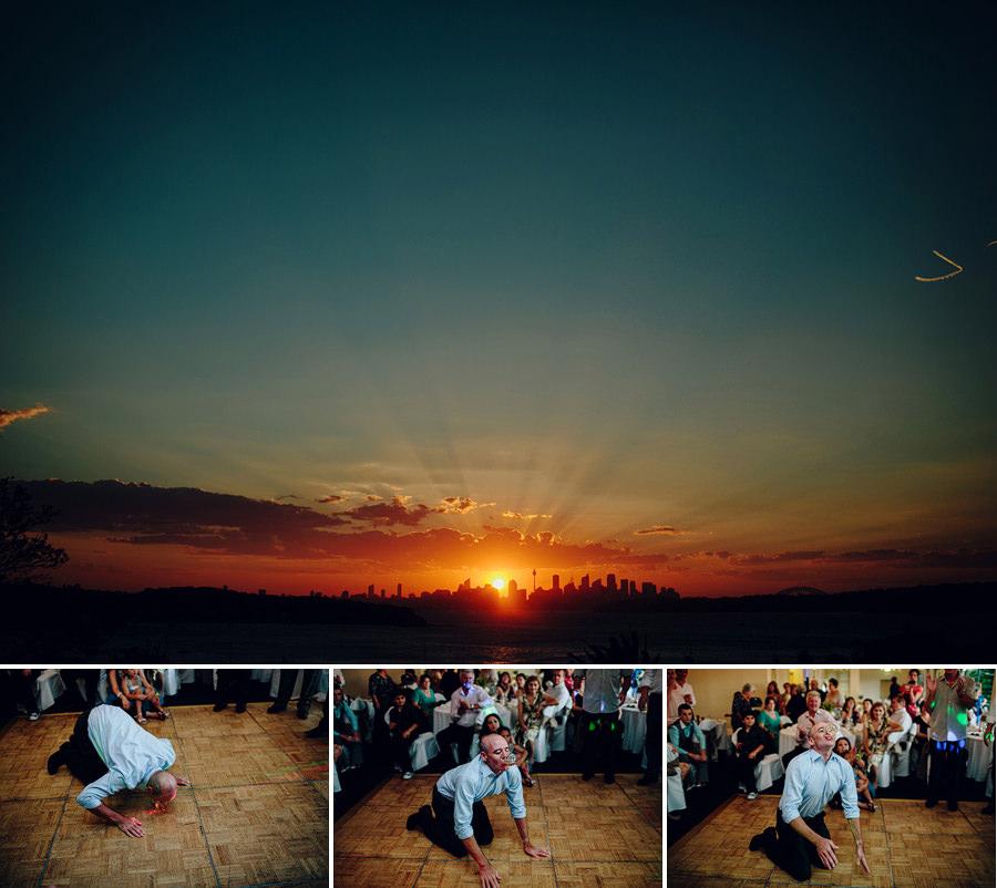 Sydney Wedding Photographer: New Years Eve sunset