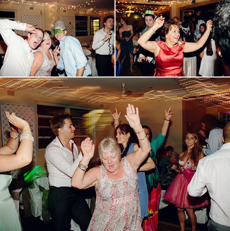 Sydney Wedding Photographers: Dancefloor