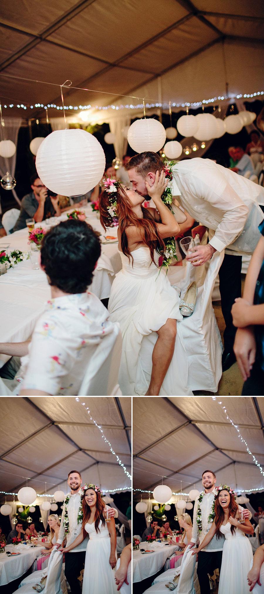 Port Vila Wedding Photography: Speeches