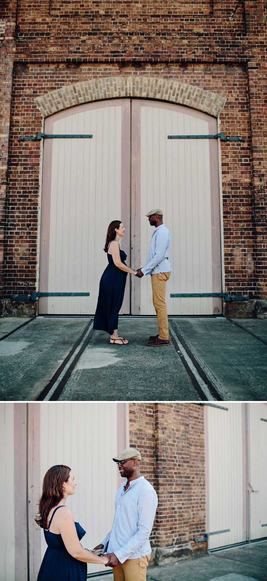Carriageworks Engagement Photographer: Maternity Engagement Session