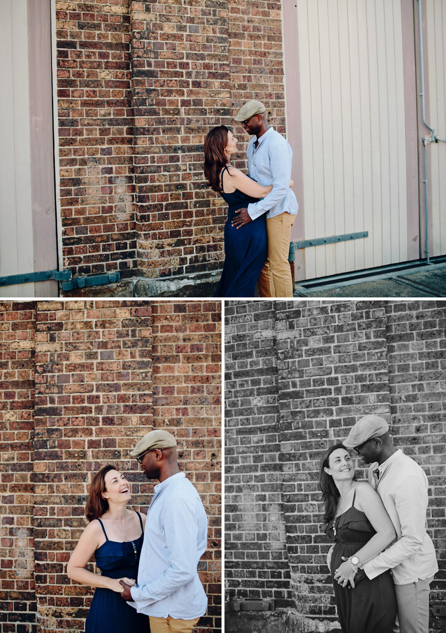 Carriageworks Engagement Photographers: Caterina & Ade