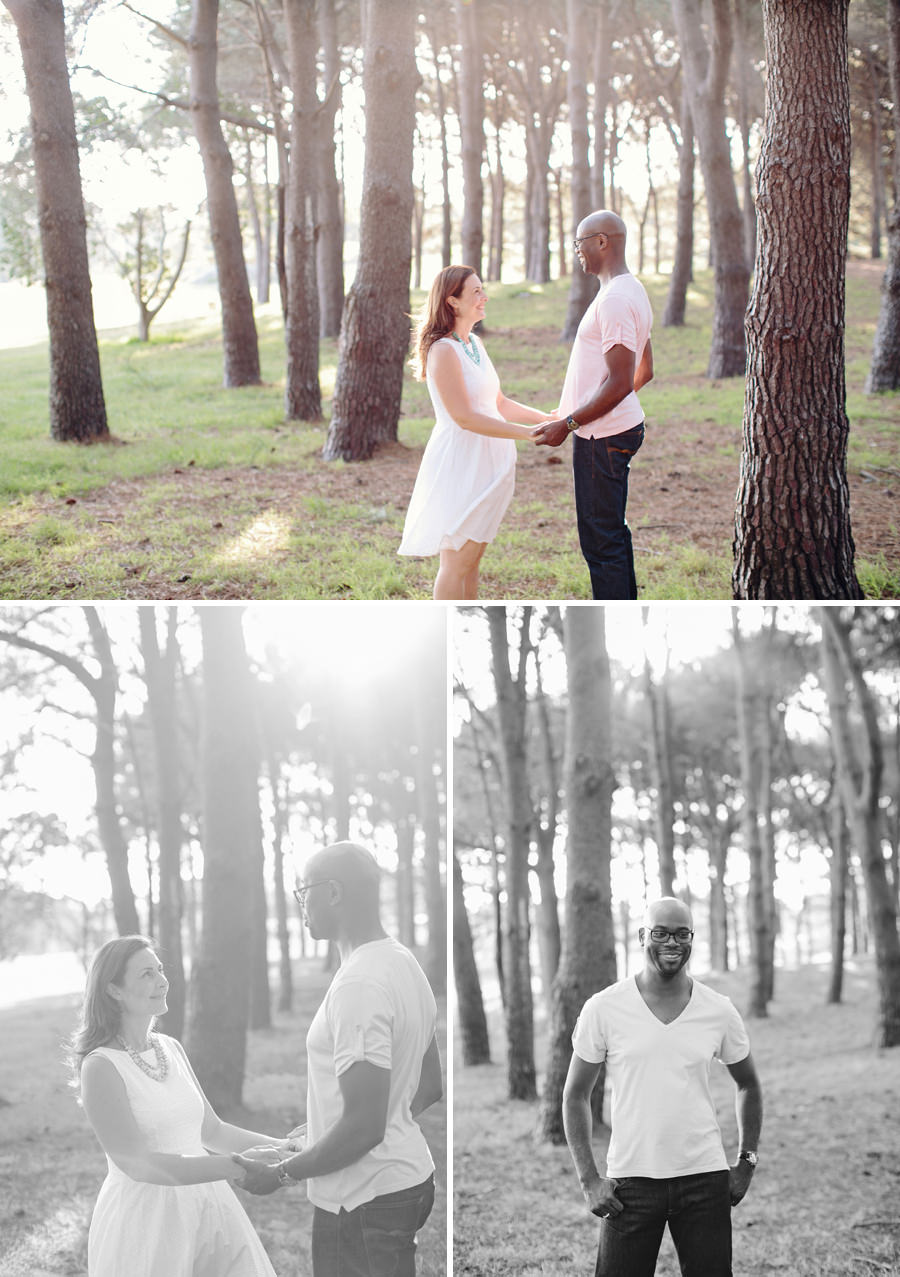 Centennial Park Engagement Photographer: Maternity portraits