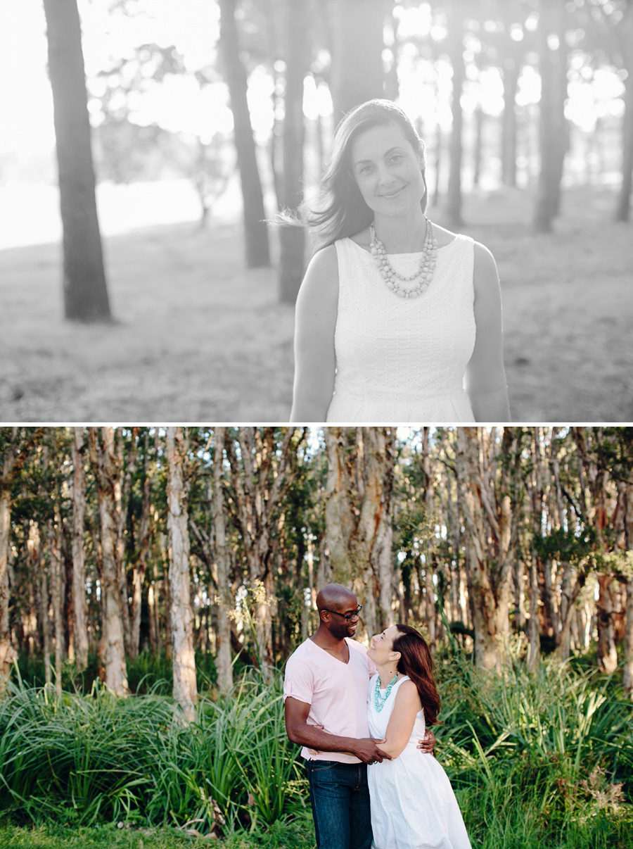 Centennial Park Engagement Photographers: Caterina & Ade