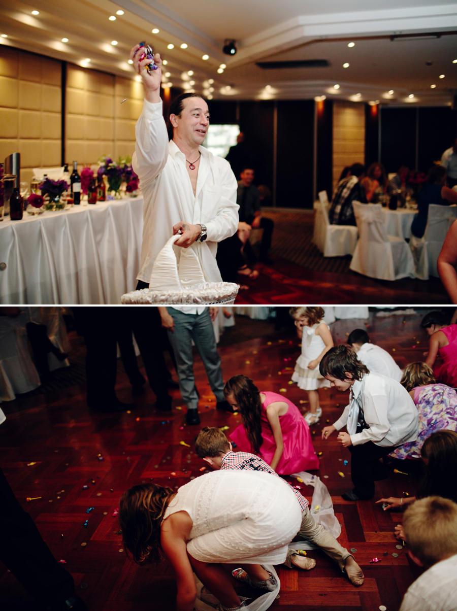 Doltone House Sydney Wedding Photography: Money & lollies