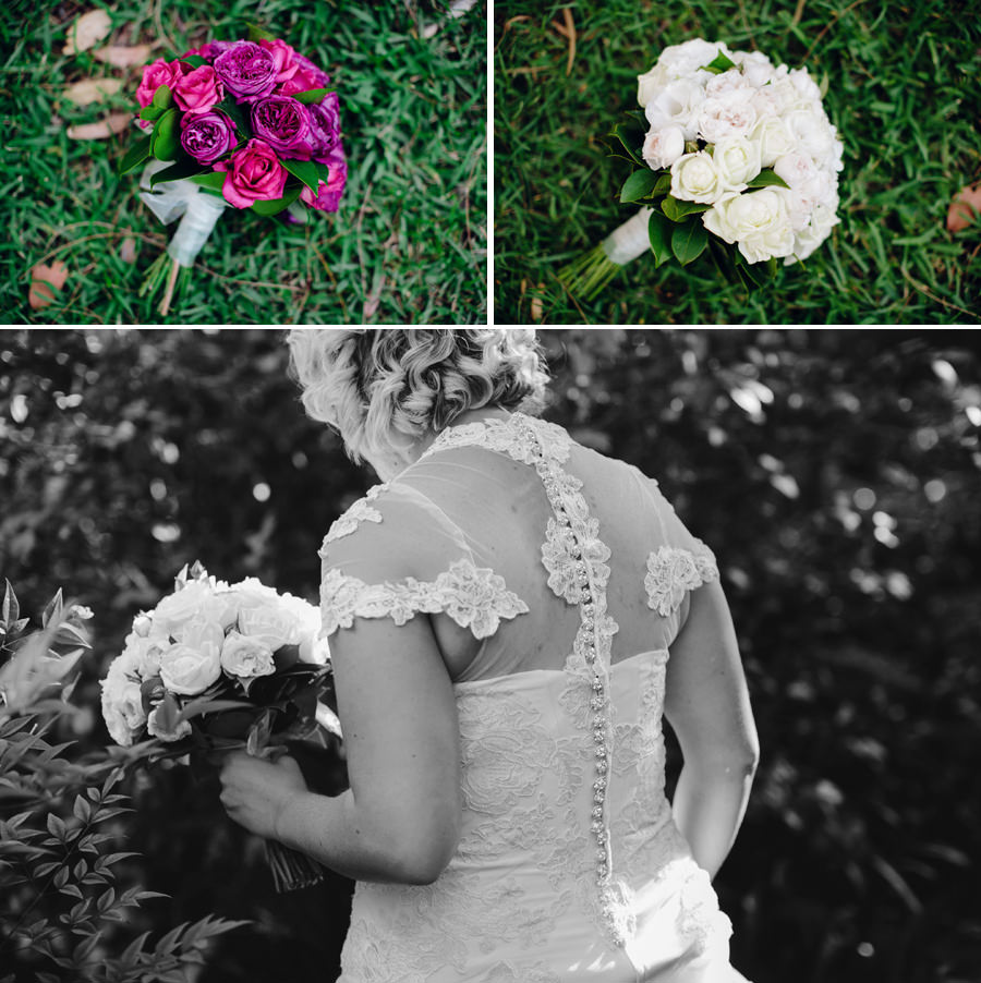 Kirrawee Wedding Photographers: Bouquets