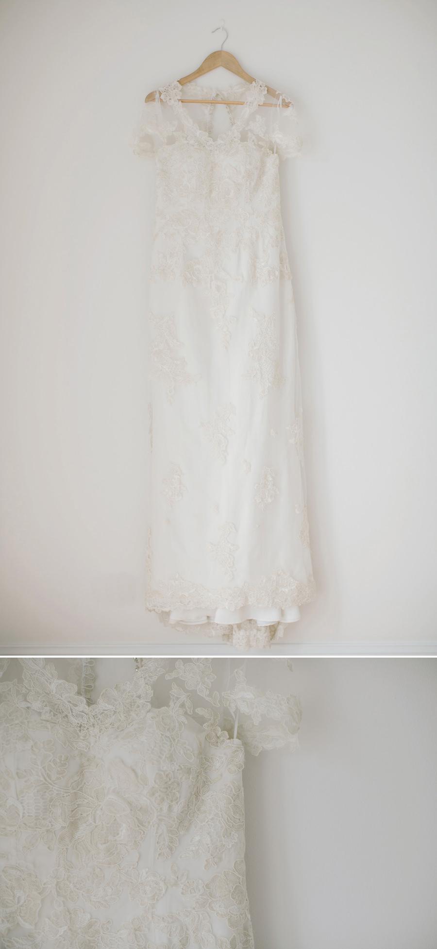 Mandy Heng Wedding Photographer: Brides dress