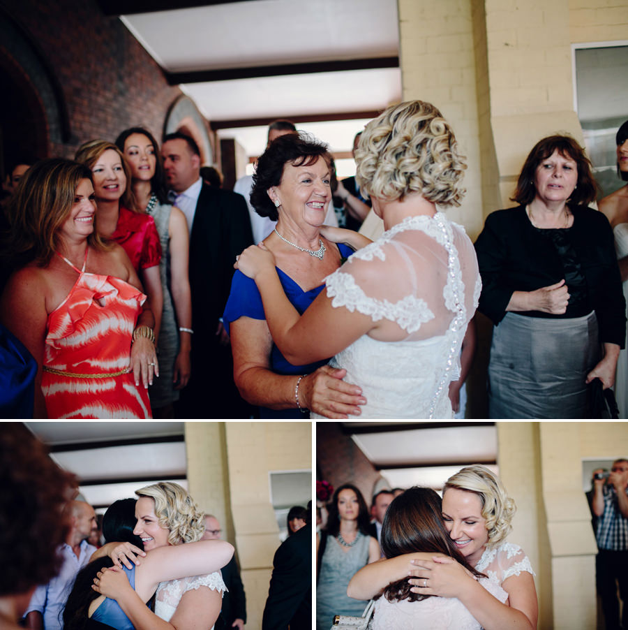 Photojournalistic Wedding Photographer: Congratulations