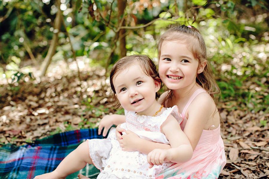 Sydney Child Photographer: Eden & Adele