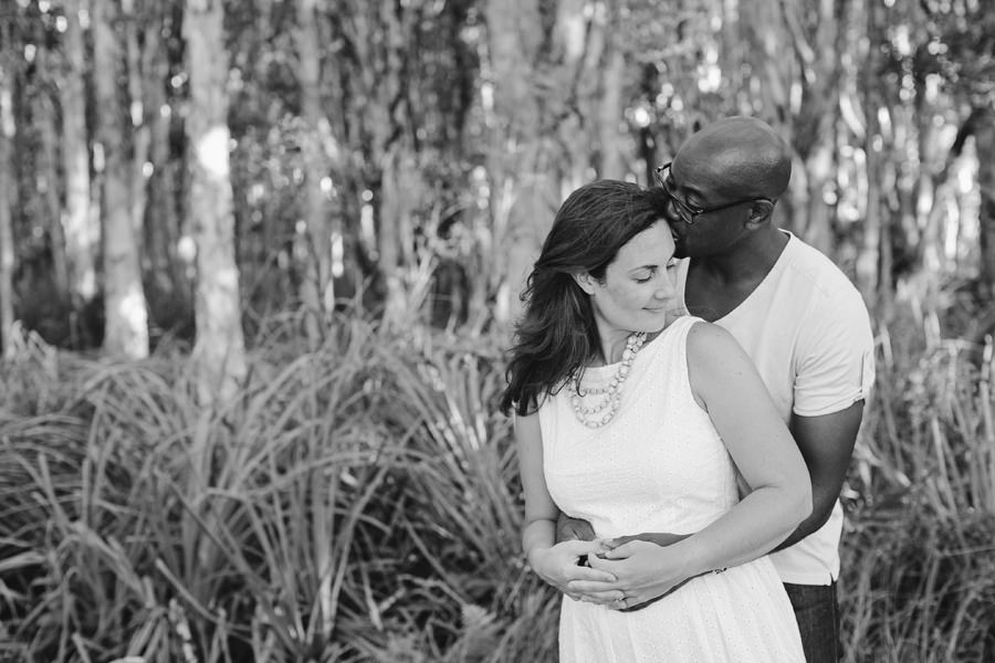 Sydney Engagement Photographer: Romantic portraits