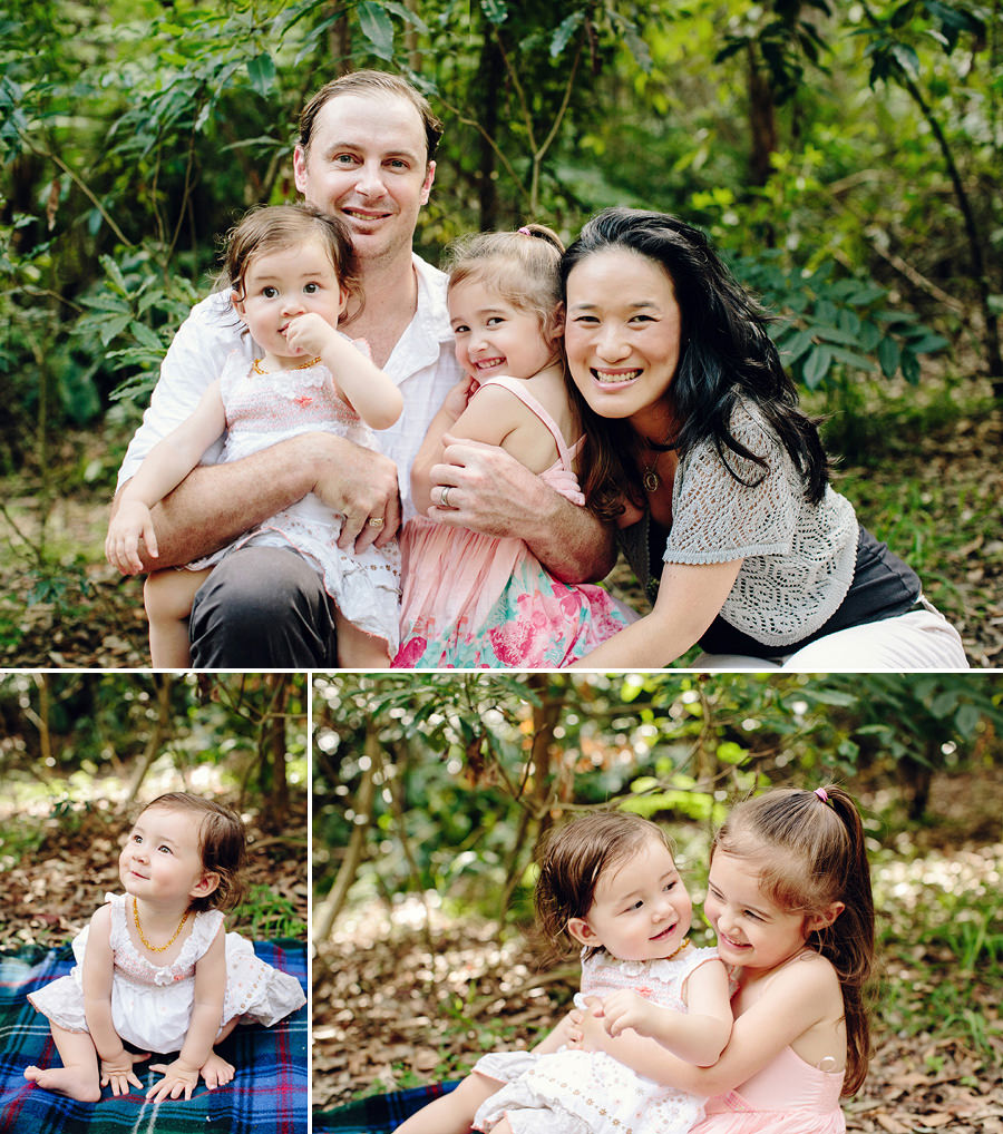 Sydney Family Photographer: Family portrait
