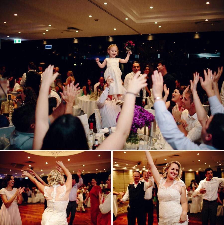 Sylvania Waters Doltone House Wedding Photographers: Croation wedding