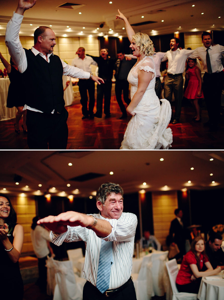 Sylvania Waters Doltone House Wedding Photography: Croatian dancing