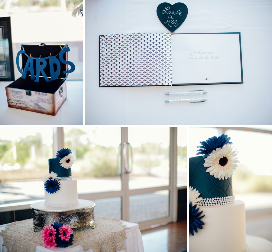 Alice Springs Convention Centre Wedding Photographer: Wedding Cake