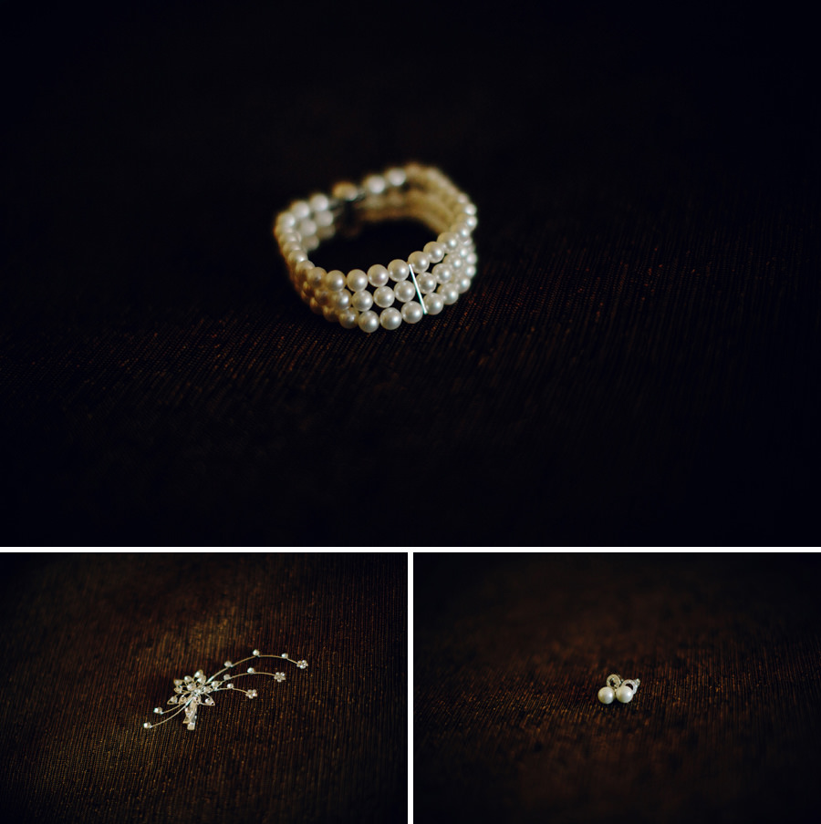 Alice Springs Wedding Photographer: Bride's Jewellery