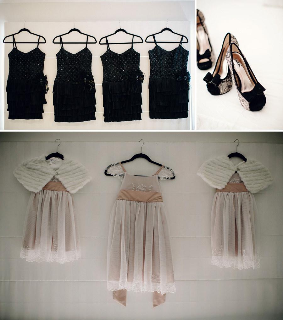 Canberra Wedding Photographer: Bridesmaid dresses