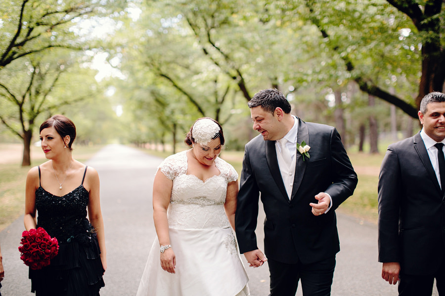 Canberra Wedding Photographers: Bridal party portraits