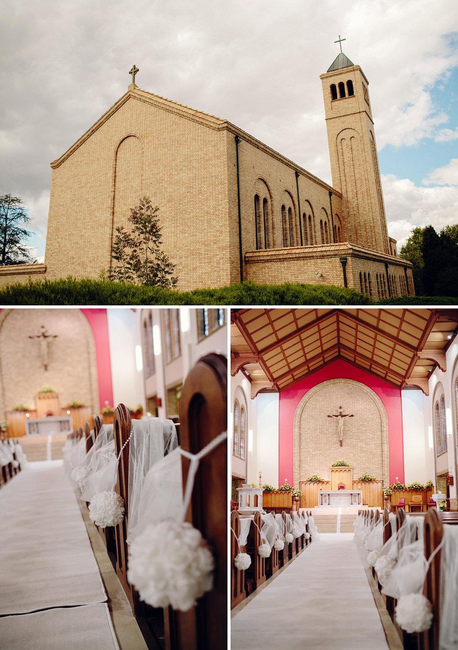 Catholic Wedding Photographer: Church details