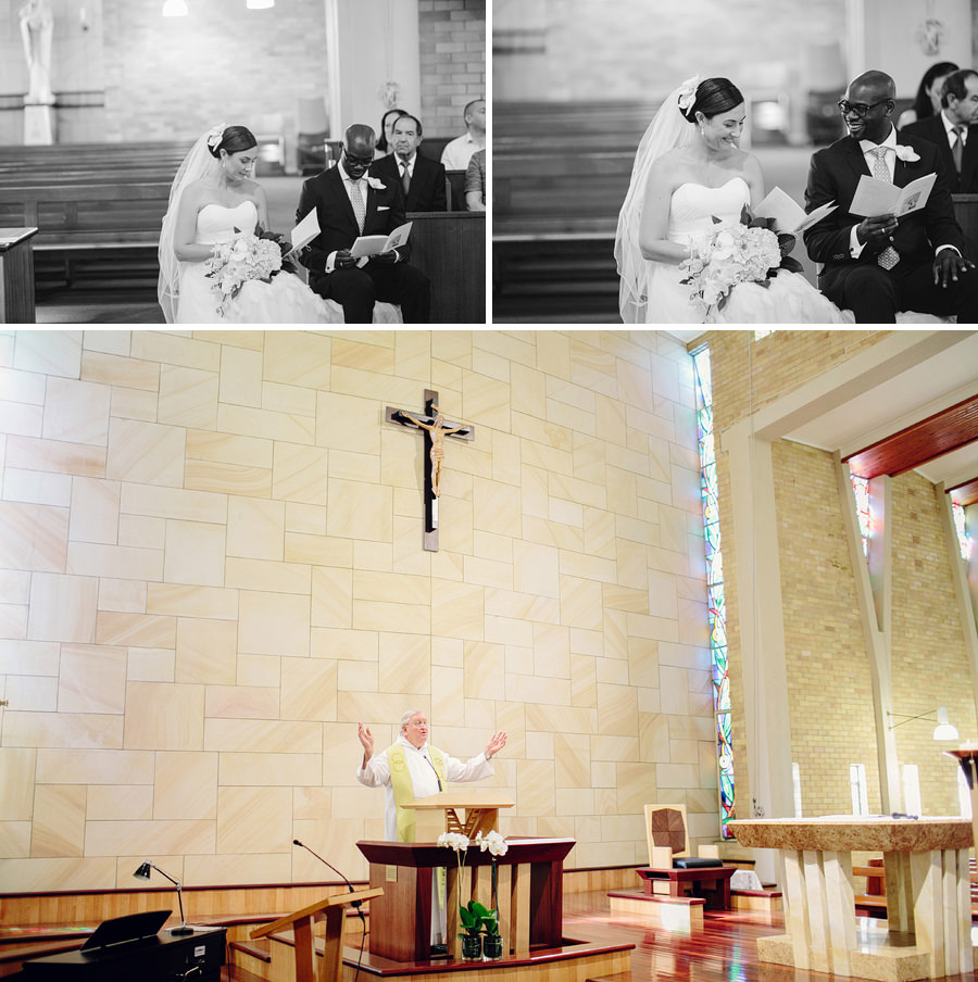 Catholic Wedding Photographer: Catholic ceremony