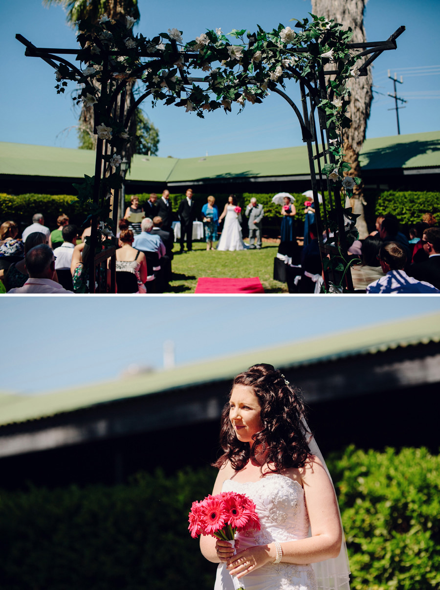 Chifley Alice Springs Resort Wedding Photographers: Ceremony