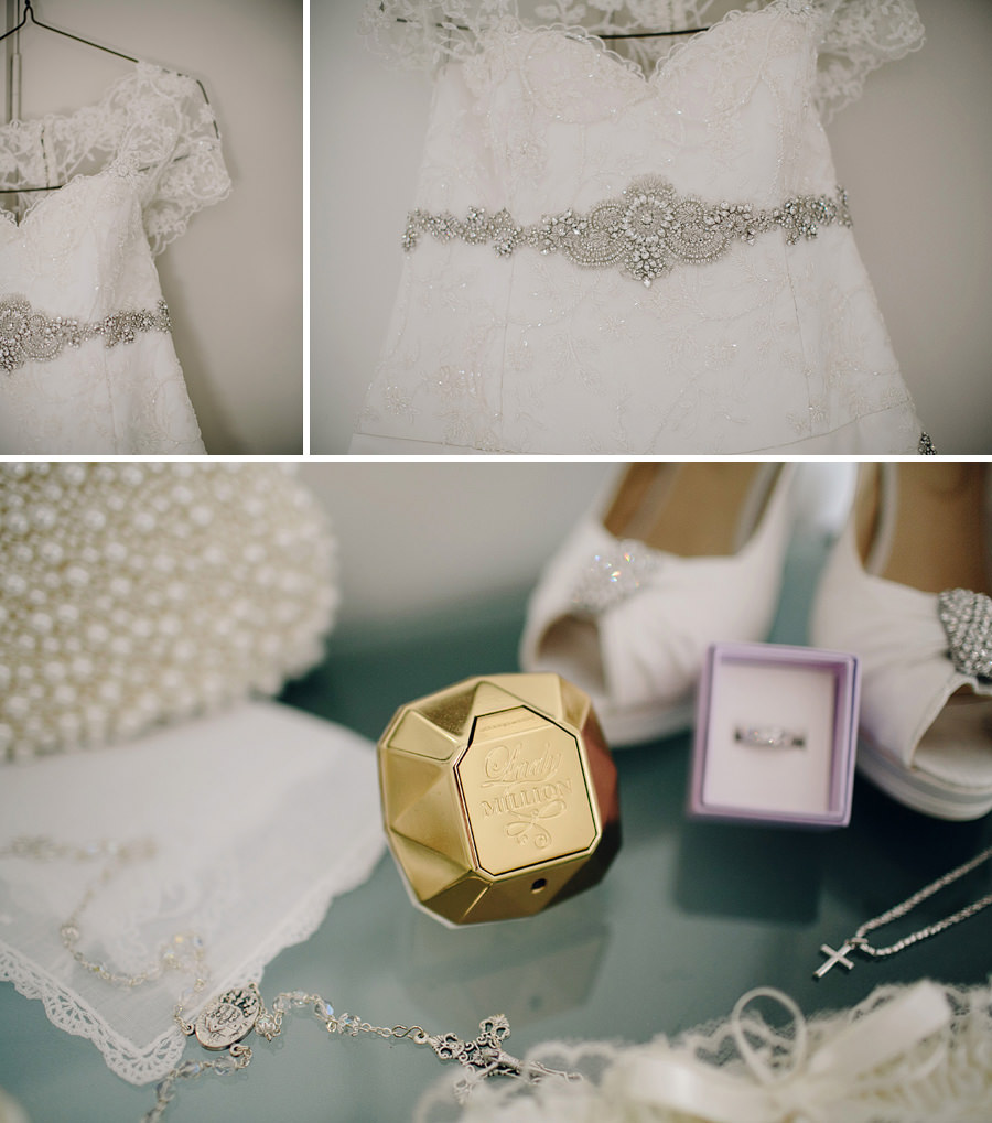 Fine Art Wedding Photographer: Bridal details