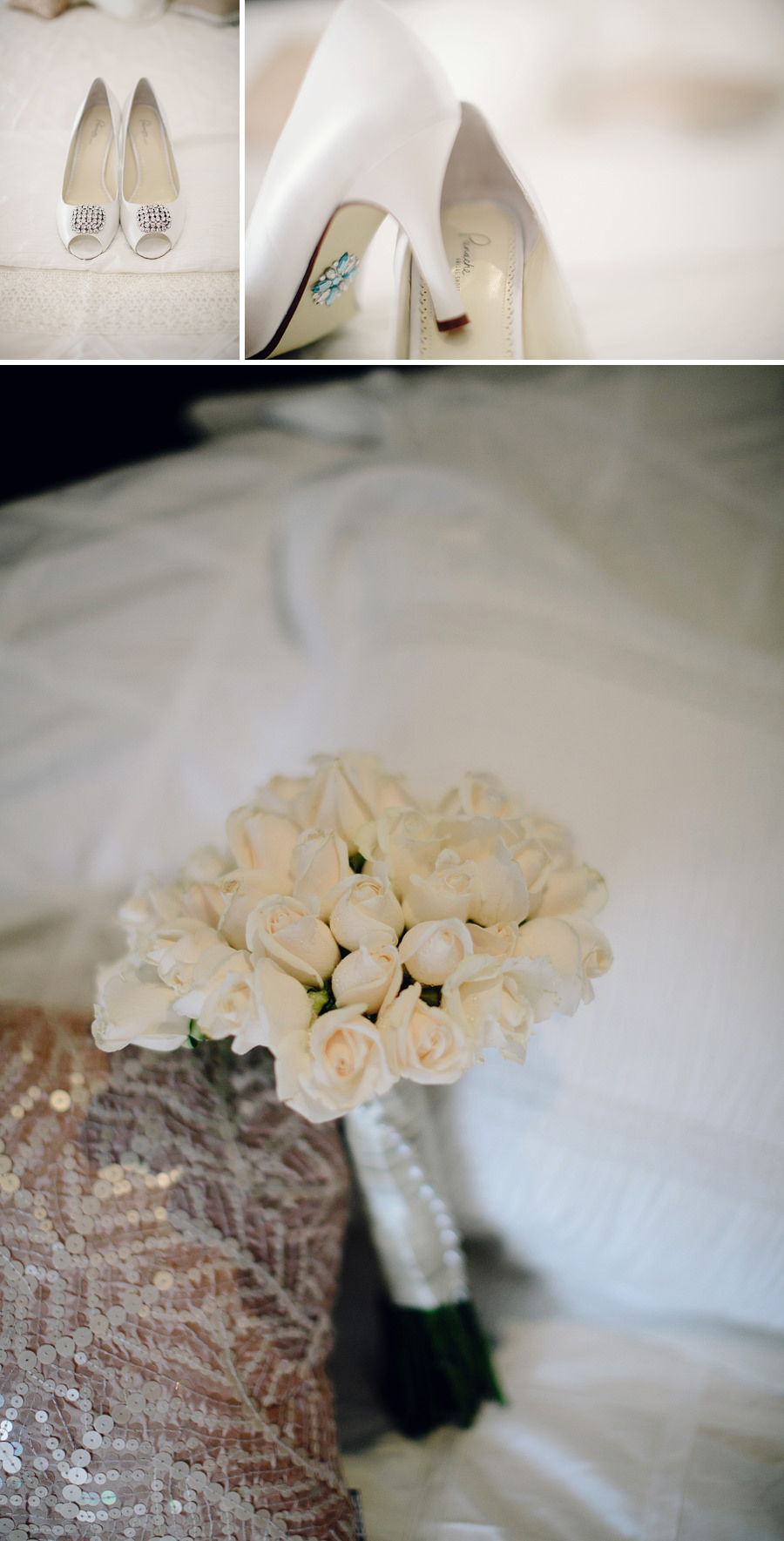 Fine Art Wedding Photographers: Bouquet