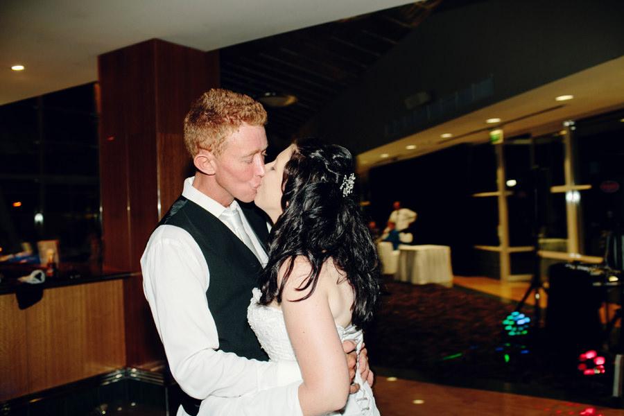 Fun Wedding Photographers: Bride & groom