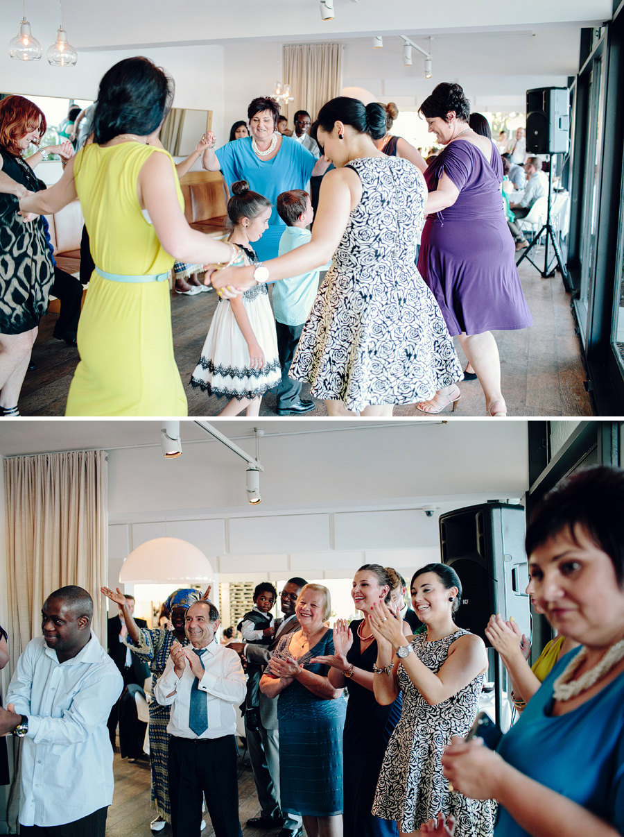 Fun Wedding Photography: Party