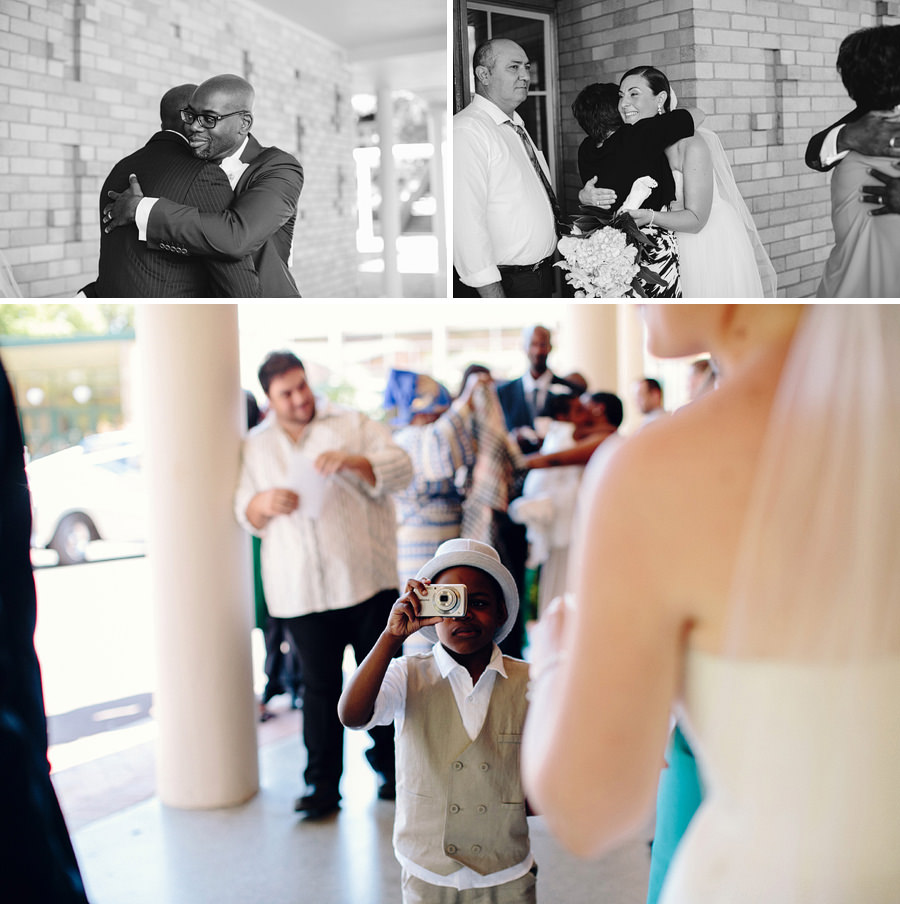 Inner West Wedding Photographers: Hugs