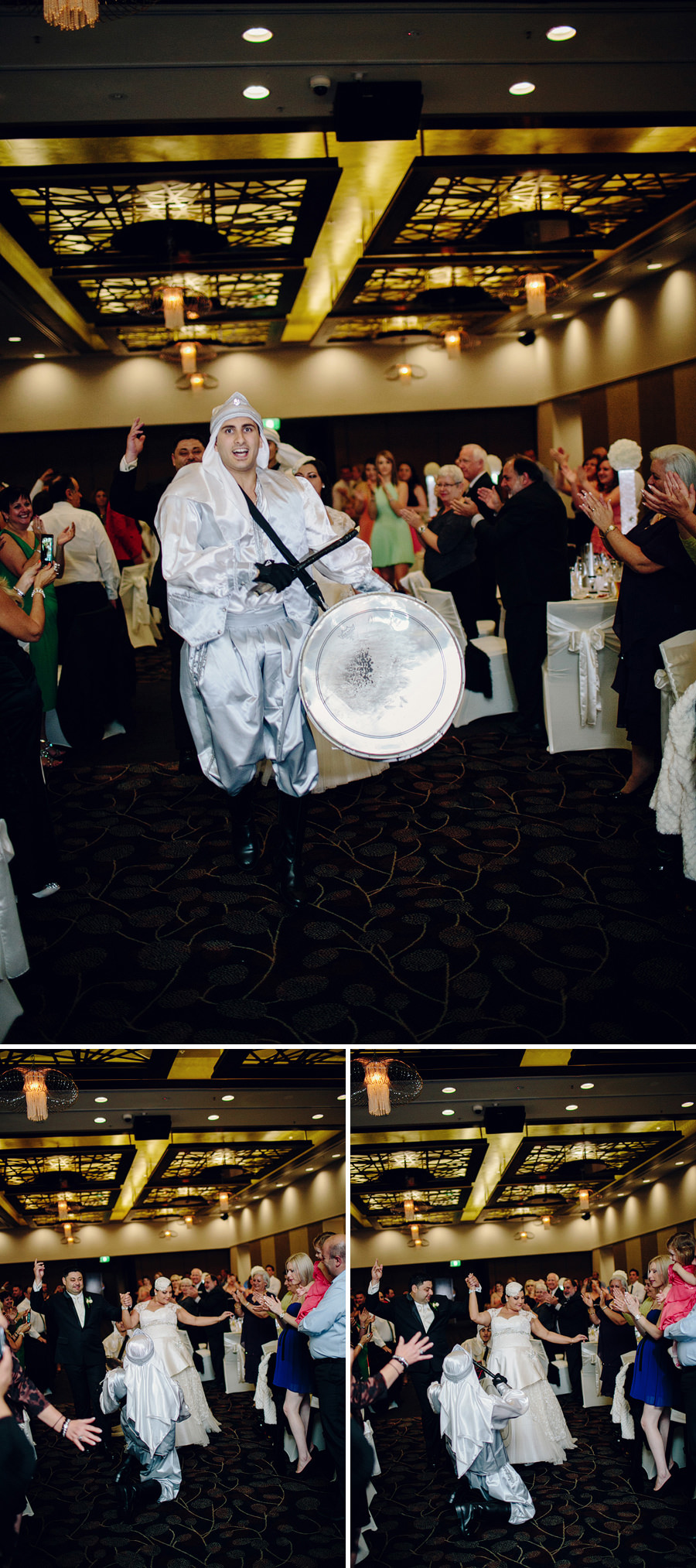 Lebanese Wedding Photographer: Lebanese drummers