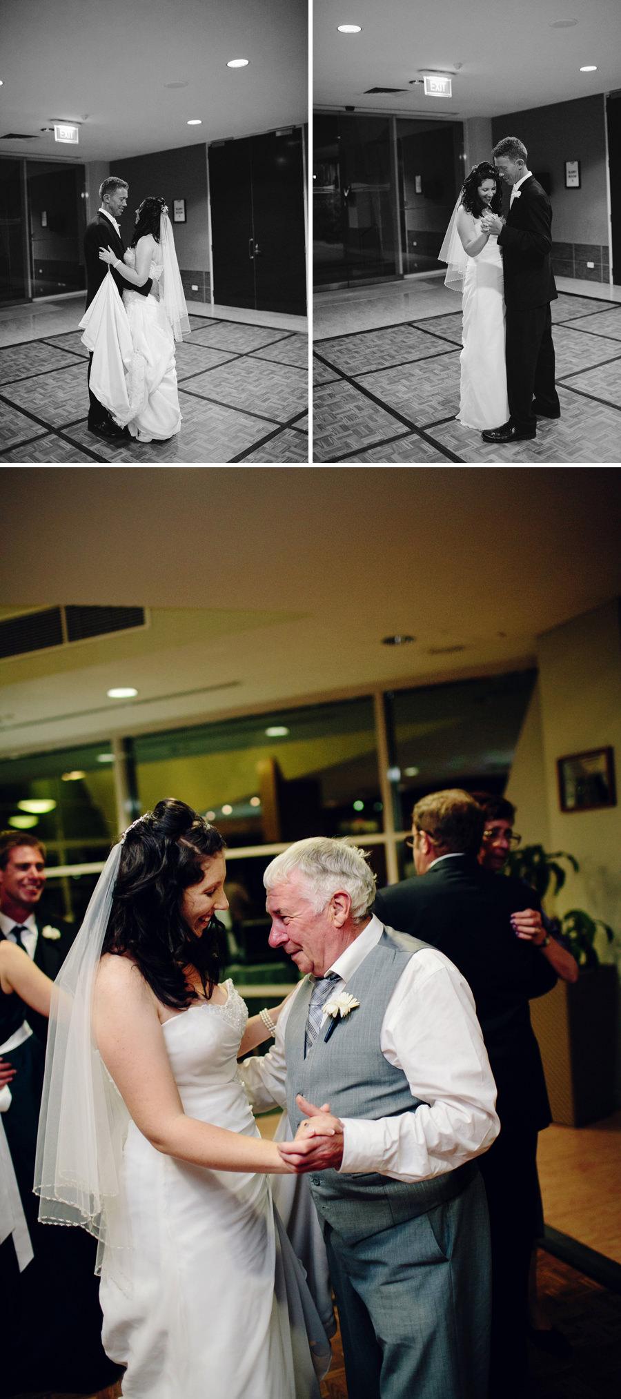 Modern Wedding Photographer: Bridal waltz