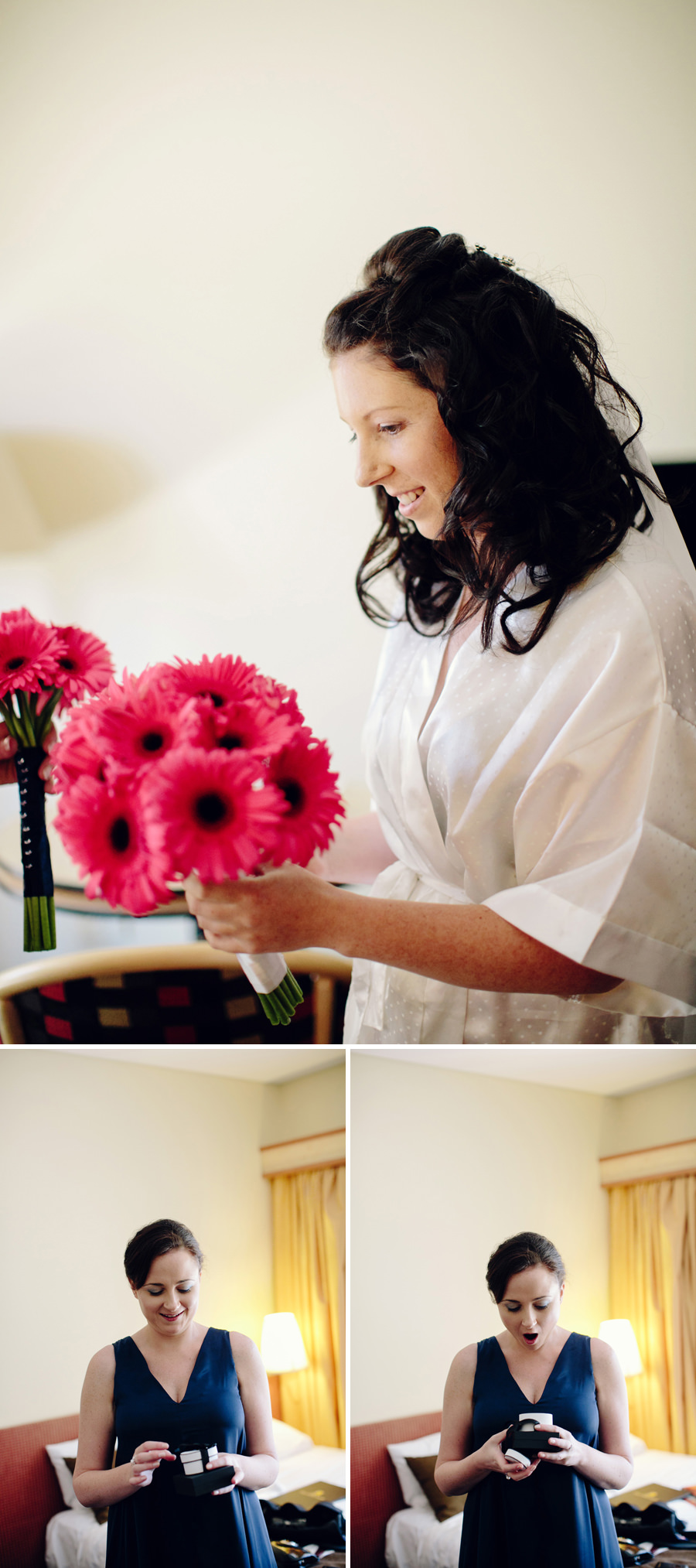 Northern Territory Wedding Photographers: Bride getting ready