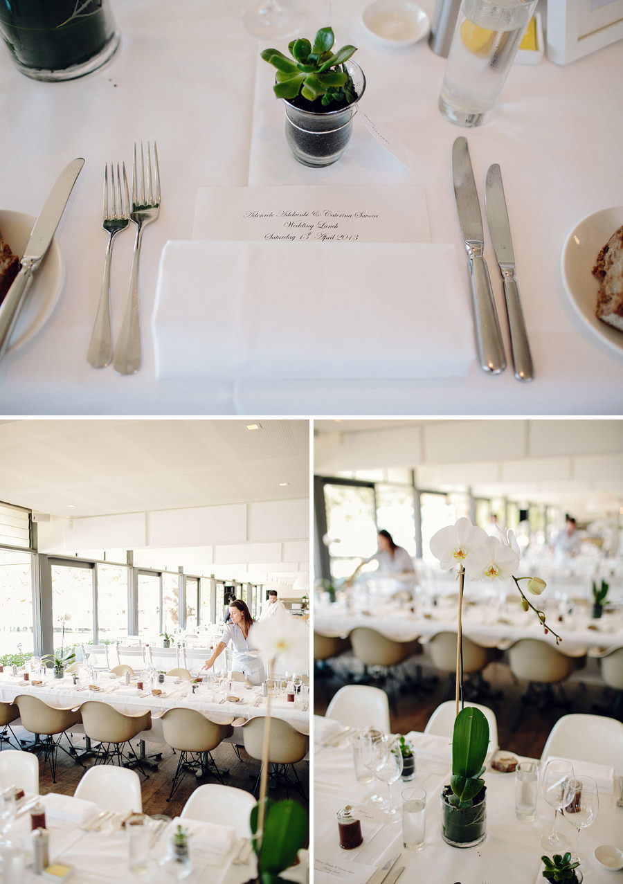 Public Dining Room Wedding Photographers: Reception details
