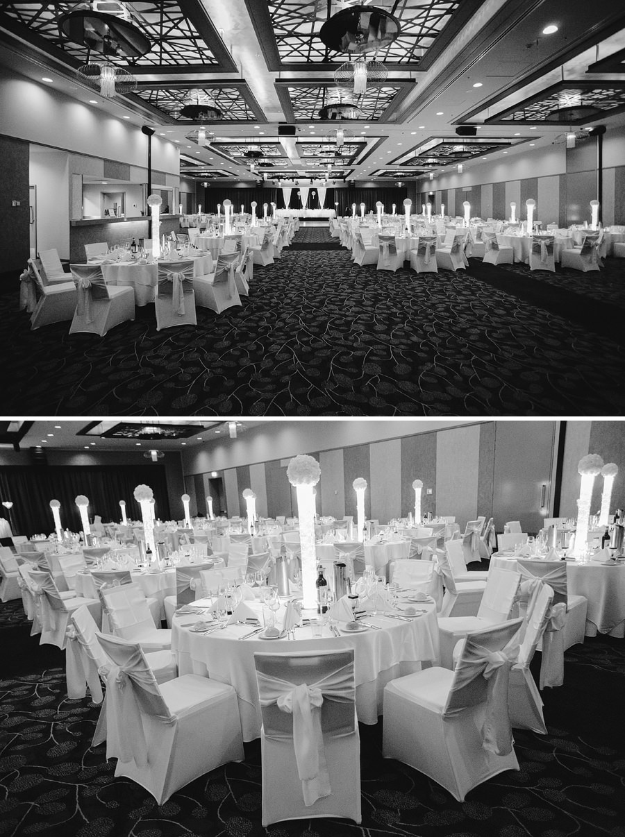 Southern Cross Club Canberra Wedding Photographer: Reception details