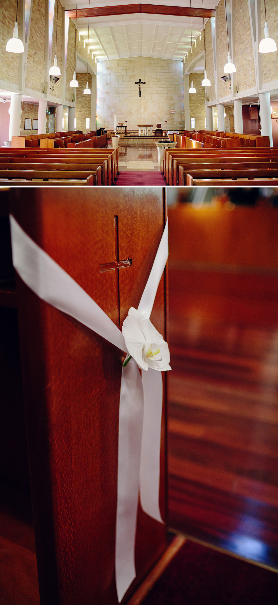 Strathfield Wedding Photographer: Church details