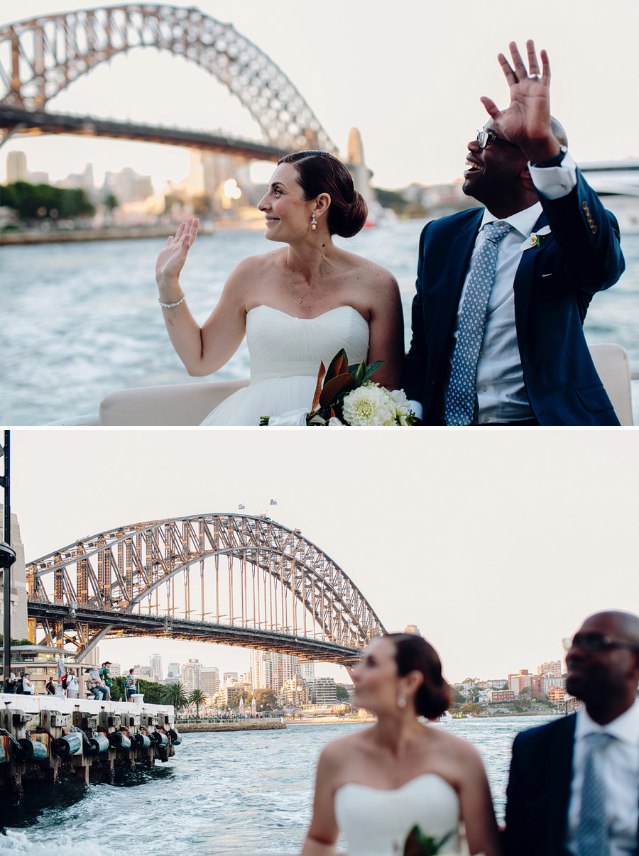 The Rocks Wedding Photographer: City portraits
