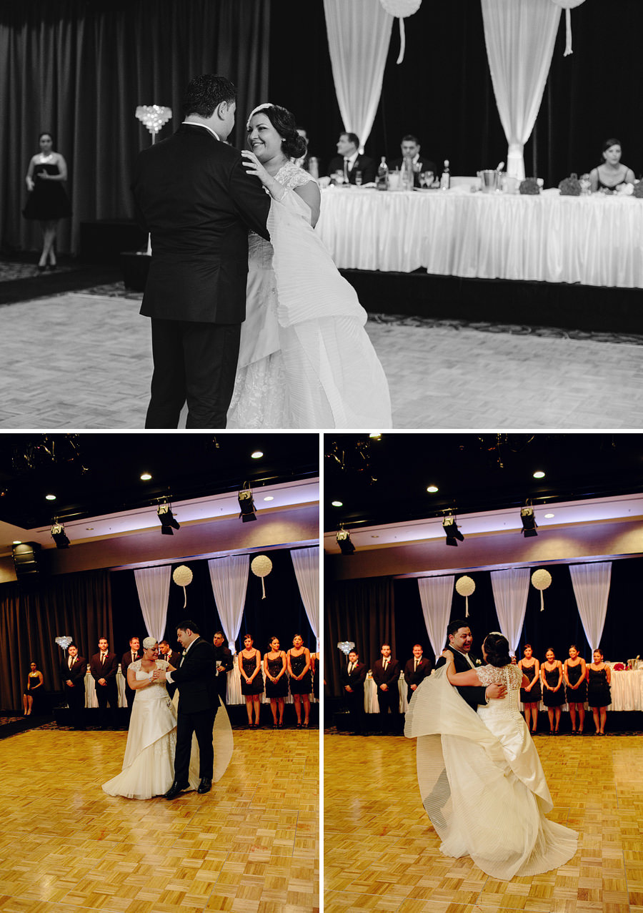 Timeless Wedding Photography: Bridal waltz