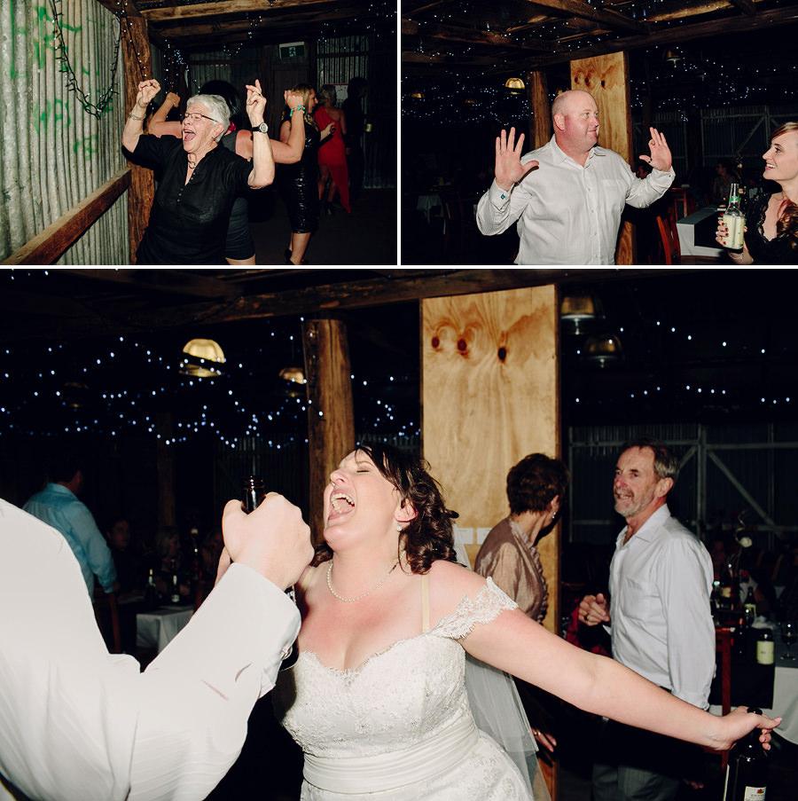 ACT Wedding Photographer: Dancefloor