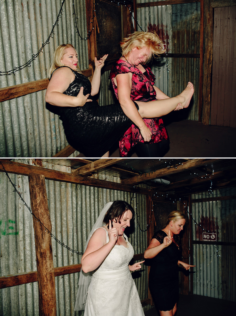 ACT Wedding Photographers: Dancefloor